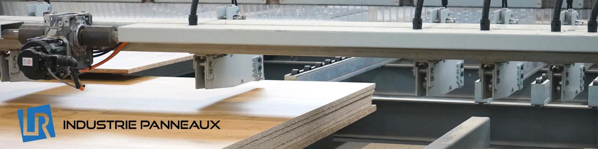 menuiserie industrielle LR industrie panneaux
