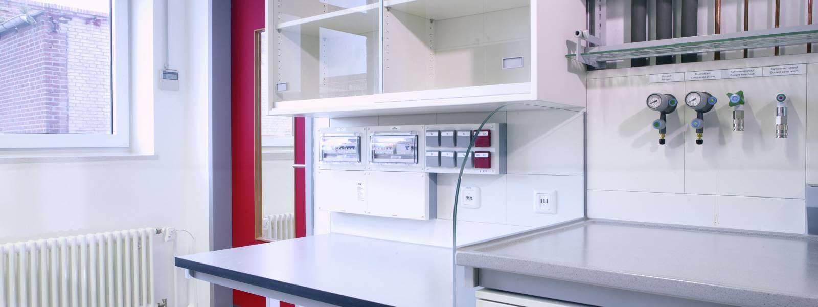 Mobilier de laboratoire TopLab
